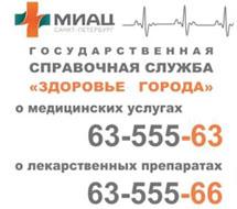 Справочные телефоны МИАЦ